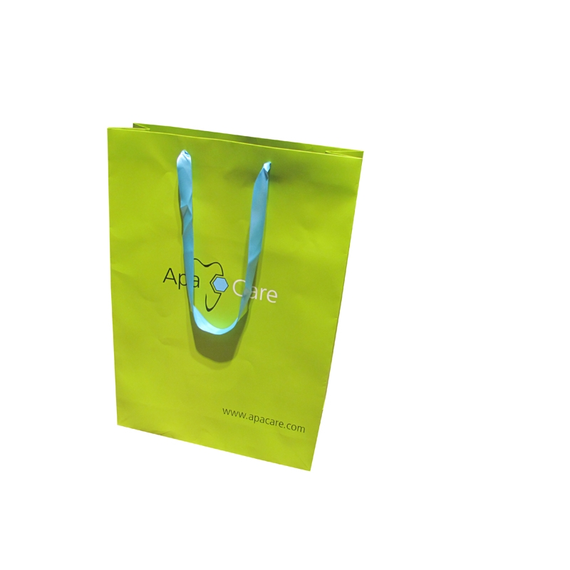 euro tote gloss paper shopping bag,elegant emboss paper shopping bags