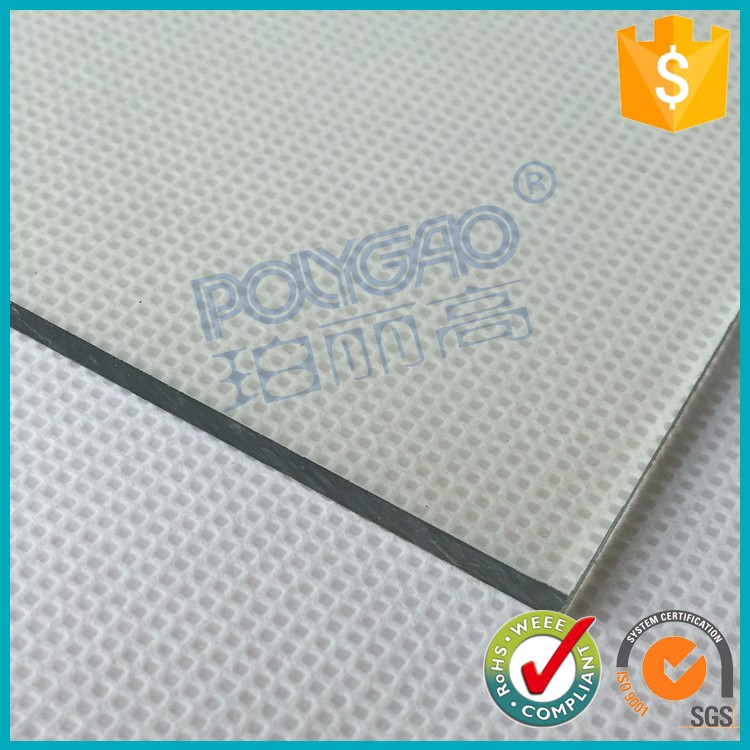 polycarbonate solid sheet 6mm 8mm,plasit structural sound insulating board,polycarbonate curved roof