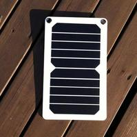 5.3-watt 5v sunpower solar charger efficient solar panels for cellphone laptop