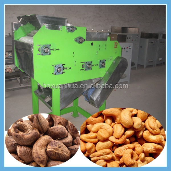 35-40kg/h Cashew Nut Processing/shelling Machine Price For Sale
