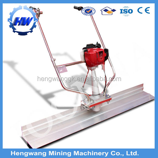 Manufacturer screed for concrete finishing concreting aluminum truss screed paver equipment