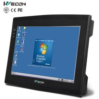 Wecon industrial use 10 inch lcd monitor,10 inch lcd for industrial automation
