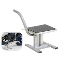 Adjustable motorcycle lift stand for repair motorcycle