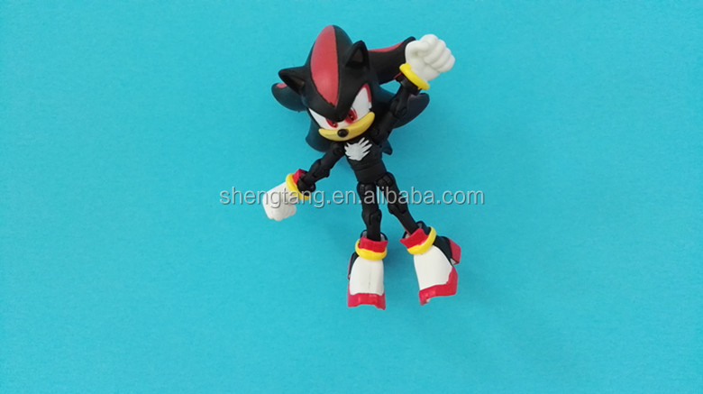 ICTI Factory OEM Cartoon Figure MINI Action Figure