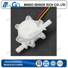China wholesale POM food grade water flow sensor