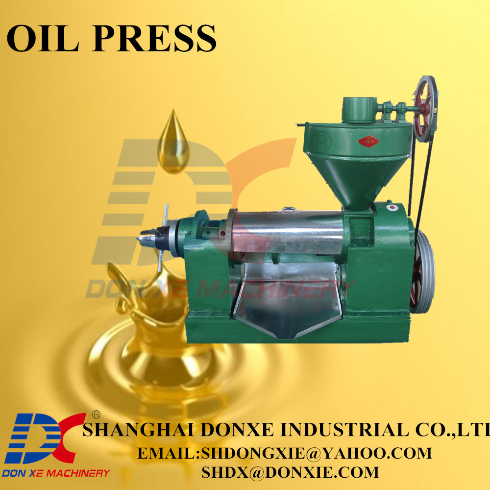 6YL-100 oil press eating oil production line seed oil expeller