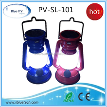 Good design 12 Superbright LED lighting solar lantern for Africa , soalr camping, solar lamp with crank hand charging