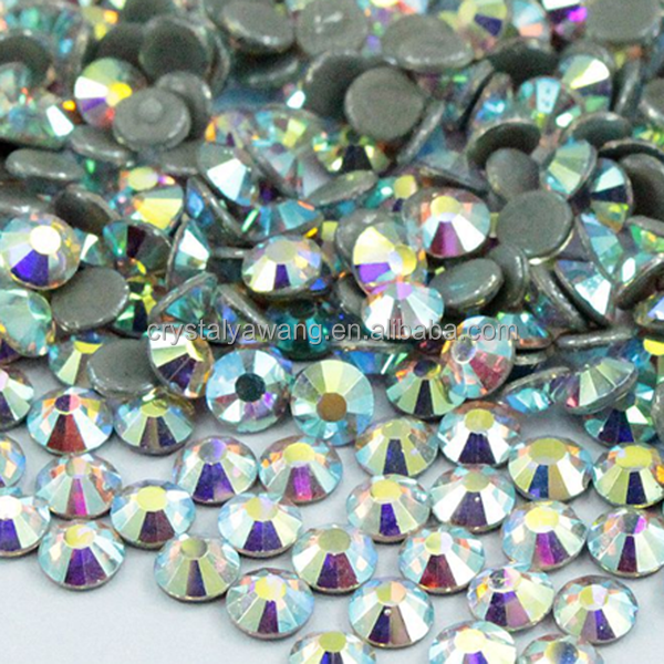 wholesale hotfix rhinestone cristal ab 16 ss 1440 piece for shoes,clothes