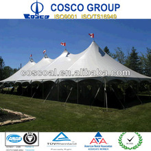 12x24m tent pole joints