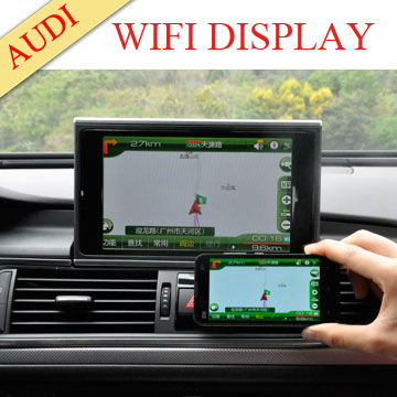 car dvd gps navigation come with CE and ROHS wireless mirror link