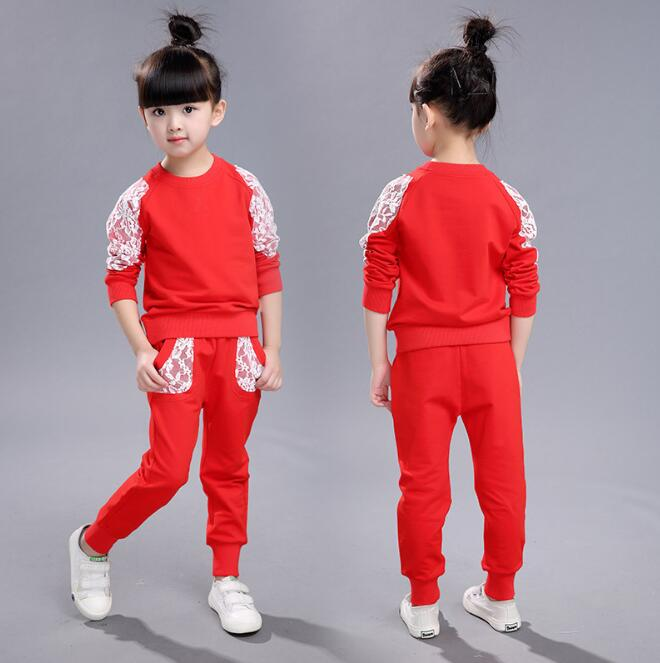 zm42198a Bulk wholesale 2016 kids clothing set cute baby girl clothes elegant fashion children girls boutique clothing se