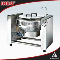 100L Industrial Electric Cooking Pot/Industrial Cooking Pots With Mixer/Industrial Cooking Kettle