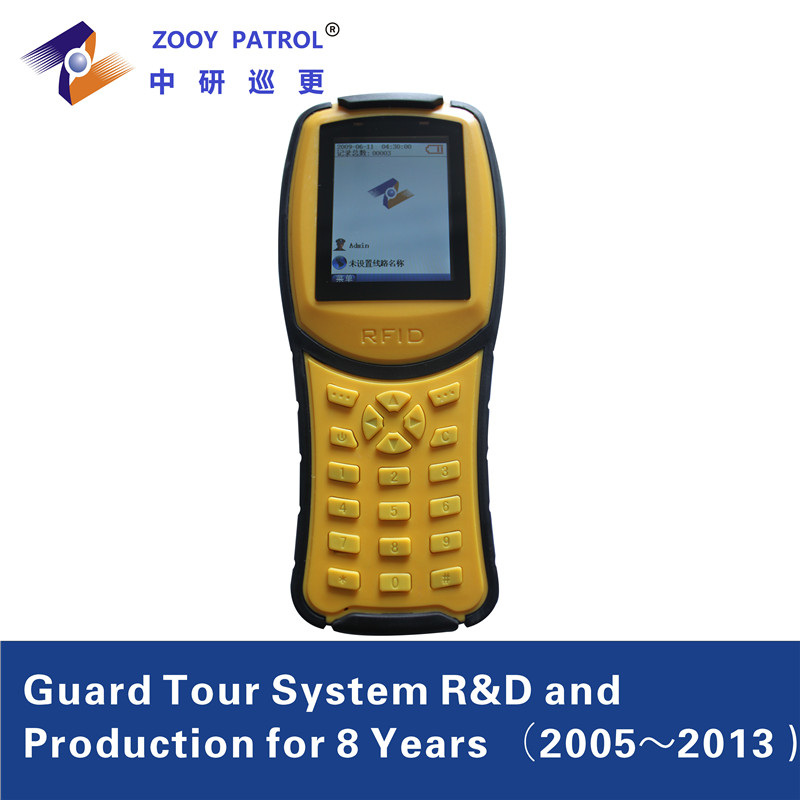 GPRS Active Guard Tour System Patrol Online Tracking