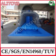 Giant Commercial Water Slide, Inflatable Water Slide Supplier