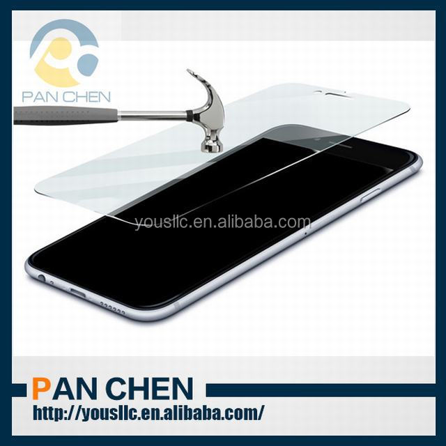 High quality Full Size tempered glass screen protector for HTC ONE M9