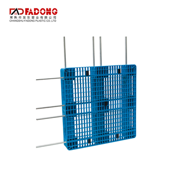 Warehouse Storage Packing Plastic Pallet