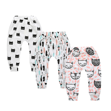 kids clothing Casual Cartoon baby <strong>pants</strong> kids harem <strong>pants</strong> fashion <strong>boy's</strong> <strong>pants</strong>