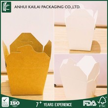 new design chinese kraft noodle packing boxes