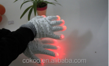 present stage cotton hand gloves cycling led stock rarv decoration