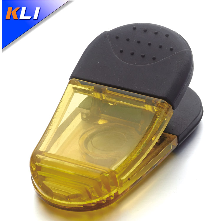 Widely used plastic magnetic memo clip cable clip