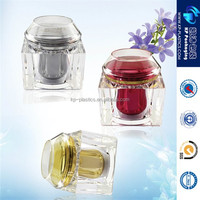 New Design 200g Acrylic Jar (Chinese factory Making)