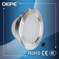 American standard downlight led 100mm hole saw led downlight 7w led smd downlight