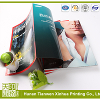 Magazine Wholesale Customized Magazine Printing
