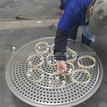 Hot sale 49 inch industrial sieve shaker rotating vibrating separator for anise powder
