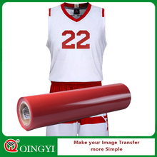 QingYi easy weed heat transfer vinyl for t-shirt