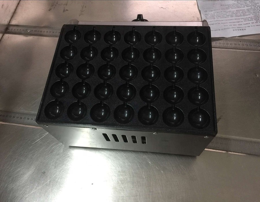 quail egg roasting machine (16)