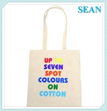 Factory Price Good Selling Anvas Shopping Bags Cotton Bag With Print Logo