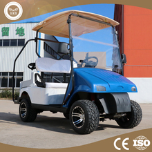 Suitable Price Two Seater Gas Powered Golf Cart Electric Golf Car