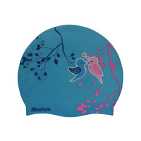 Best Customized Silicone Swimming Caps In Water Sports For Long Hair