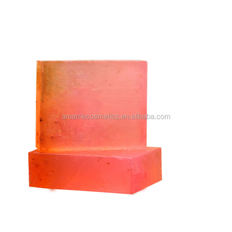 Most effective whitening and moisturing formula 100% natural deeply cleaning papaya skin whitener soap