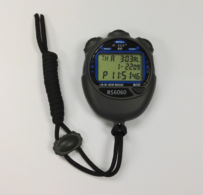 For Morning Jogging morning running use digital stopwatch