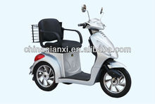 electric wheel chair scooter big Power Wheelchair Three Wheel unfolding