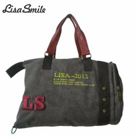 China factory made cheap plain canvas tote bag