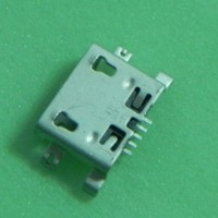 Micro USB 5 PIN dip type,insert0.80mm