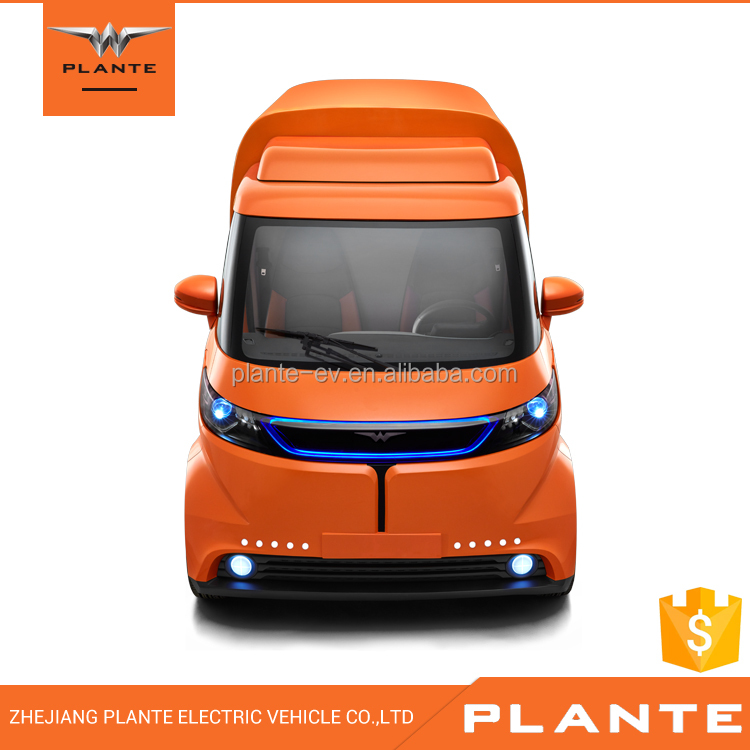 2017 Plante HUSSAR, multifuctional electric delivery cars fashion type electric car