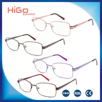 Reading glasses unisex optical frames manufacturers in china eyewear factory