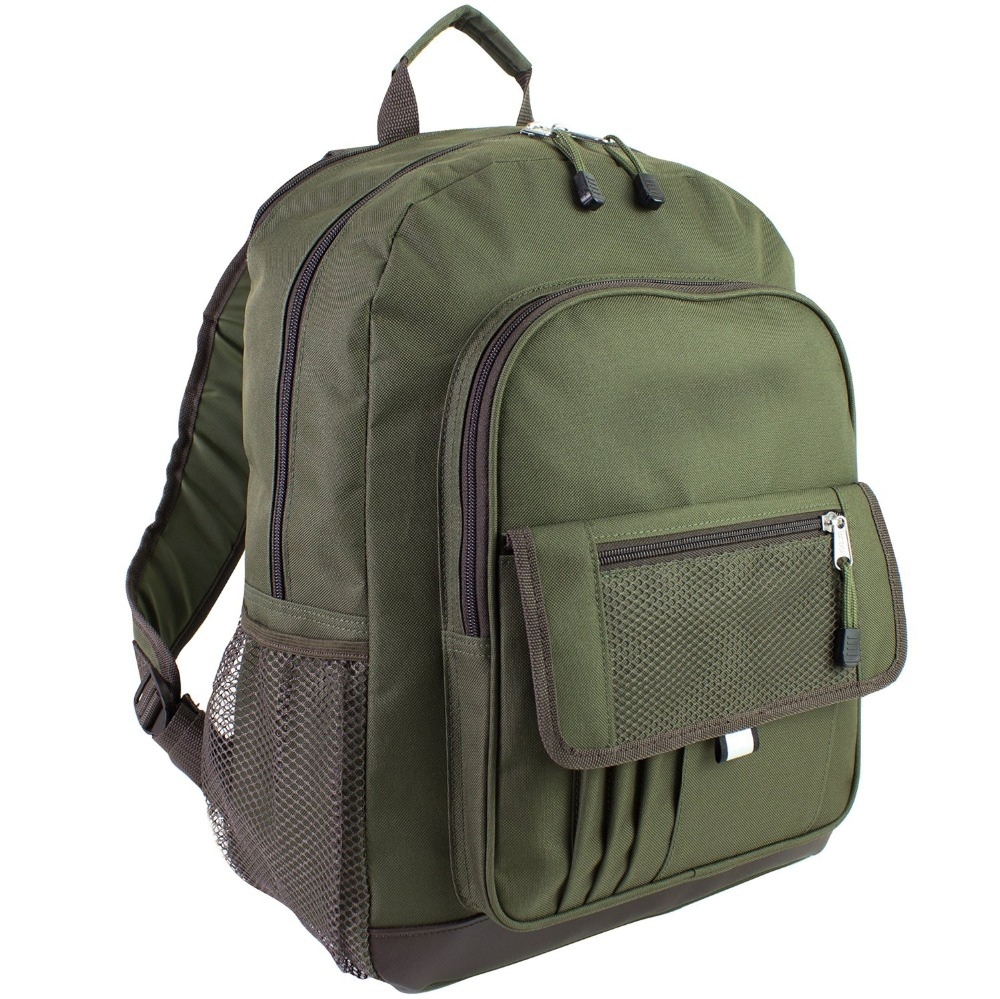 Multifunction Military Basic Tech Backpack With padded laptop compartment