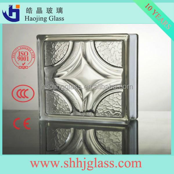 Muro di mattoni decorativi vetrocemento dimensioni con CE/ccc ...