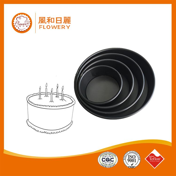 Professional pumpkin cake pan with lid with CE certificate