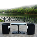Uplion RS9020 garden rattan furniture