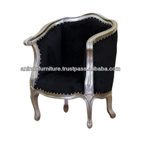 Silver Leaf Chair to Match 3 Seater Silver Leaf