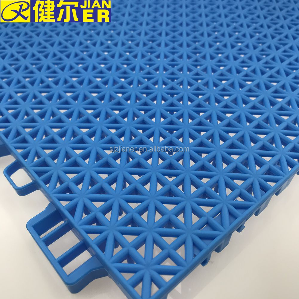 standard size interlocking flooring tiles for basketball court