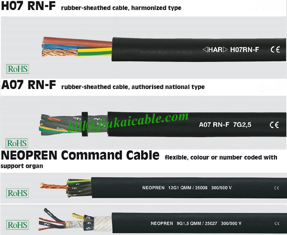 sell silicone cable wire h05s-f, h05v-f,h05sj-f, rubber wire ...
