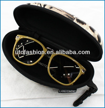 YT0175 Leather Custom Wholesale Sunglass Case