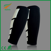 best sellers of aliexpress mens copper fiber nylon compression calf sleeve support/compression sleeves