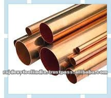 High quality copper alloy tubes